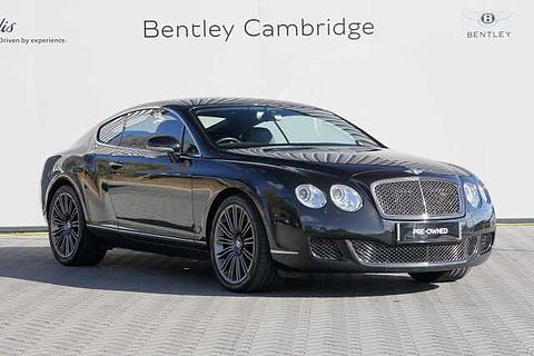 bentley continental gt speed - for sale