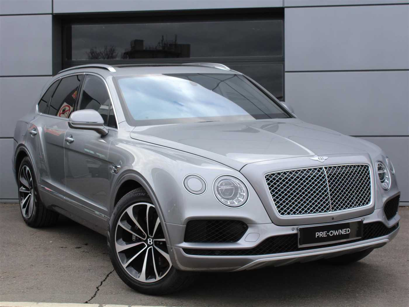 bentley bentayga used car for sale in hamilton