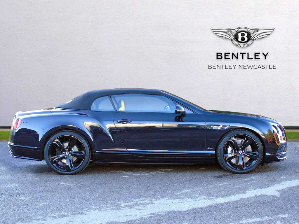 bentley continental gt speed convertible used car for sale in newcastle upon tyne. Black Bedroom Furniture Sets. Home Design Ideas