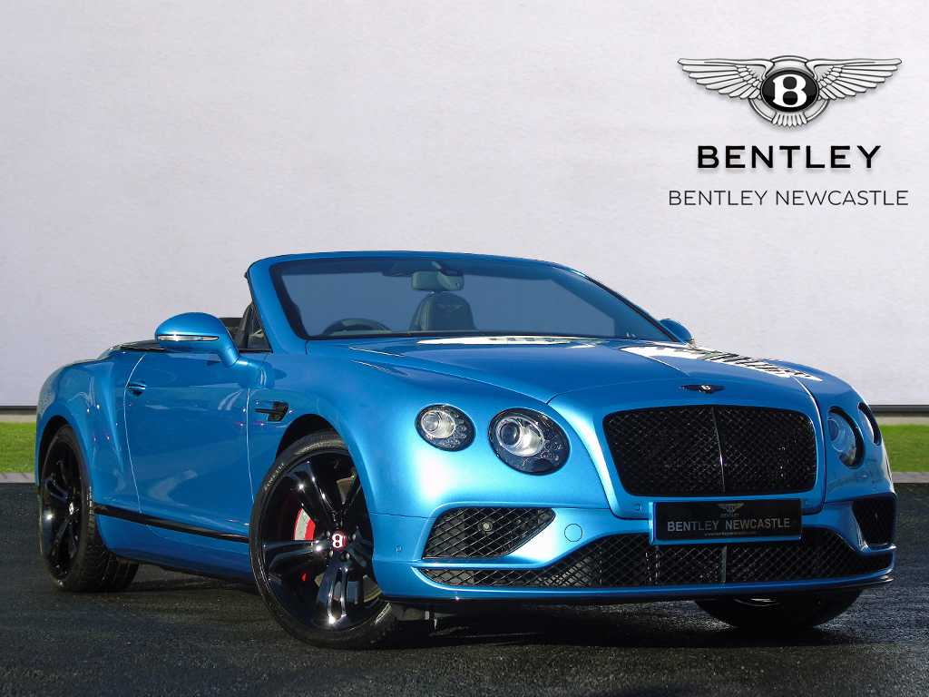 Bentley Continental GT V8 S Convertible Used Car For Sale