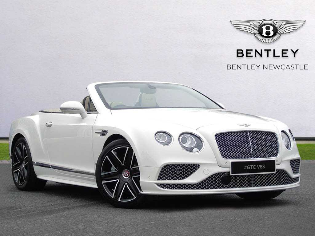 Bentley Continental Gt V8 S Convertible Used Car For Sale In