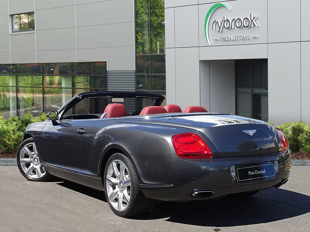 Bentley Continental GTC Used Car For Sale In Bristol