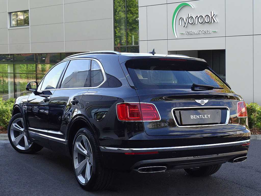 Bentley Bentayga Used Car For Sale In Bristol
